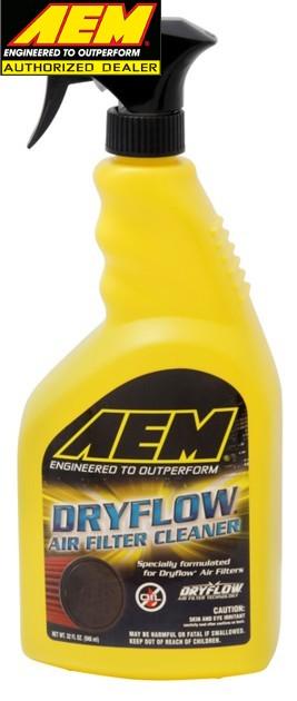 AEM čistič vzduchových filtrů
