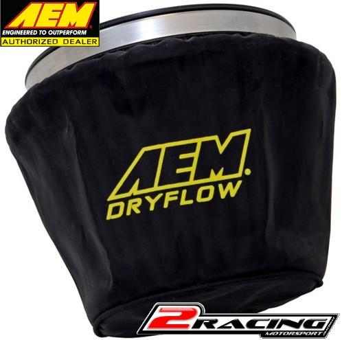 """AEM převlek vzduchového filtru základna 7,5"""" , top 5"""" ,  výška 5"""" 1-4002"""