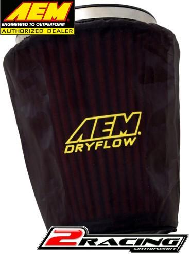 """AEM převlek vzduchového filtru základna 7,5"""" , top 5"""" , výška 9"""" 1-4003"""