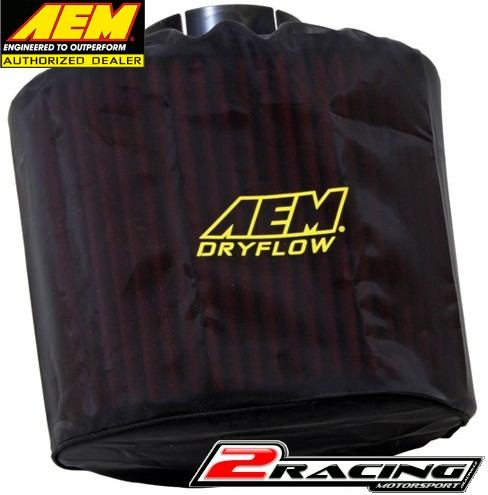 """AEM převlek vzduchového filtru základna 10,5"""" x 7,5"""", top 9,5"""" x 7"""", výška 9"""" 1-4004"""