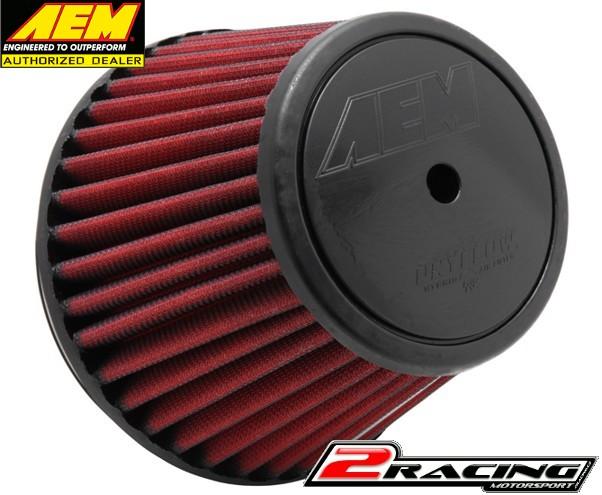 AEM uni sportovní vzduchový filtr vstup 152 mm, výška 127 mm 21-209ED-HK
