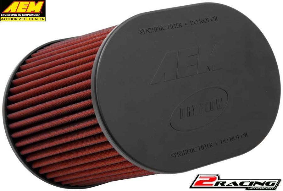 AEM uni sportovní vzduchový filtr vstup 114 mm, výška 229 mm 21-2269DK