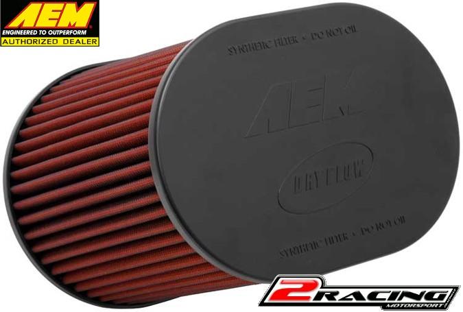 AEM uni sportovní vzduchový filtr vstup 127 mm, výška 203 mm 21-2278DK