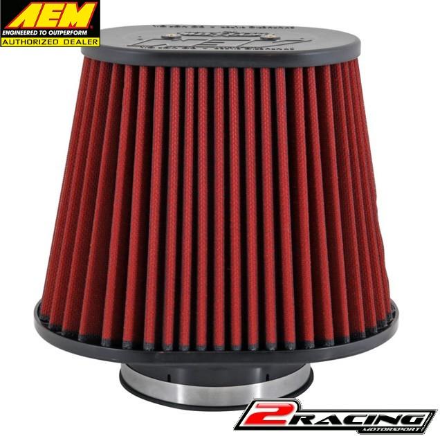 AEM uni sportovní vzduchový filtr vstup 127 mm, výška 203 mm 21-2288DK
