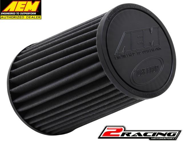 AEM uni sportovní vzduchový filtr vstup 102 mm, výška 229 mm Brute Force 21-3059BF