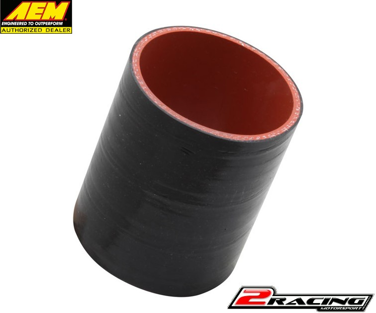 "AEM černá silikonová hadice 2.50"" X 3"" 5-250"