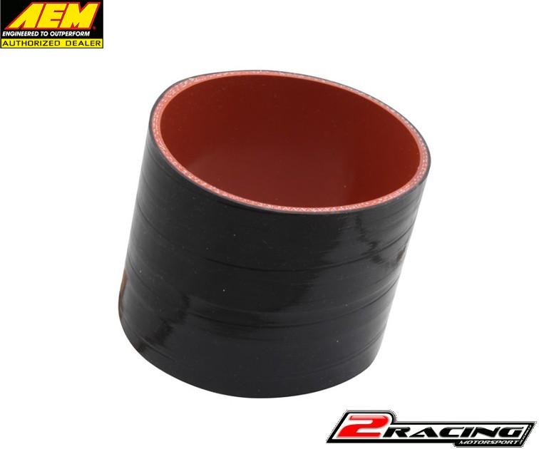 "AEM černá silikonová hadice 3.50"" X 3"" 5-350"