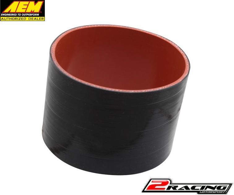 "AEM černá silikonová hadice 4.00"" X 3"" 5-400"