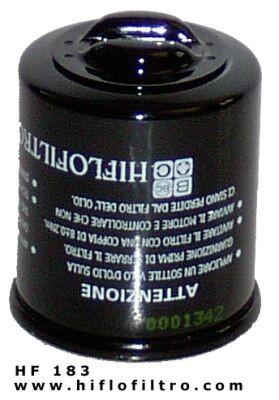 Olejový filtr HiFlo Benelli 125 Adiva rok 00-03 HF183
