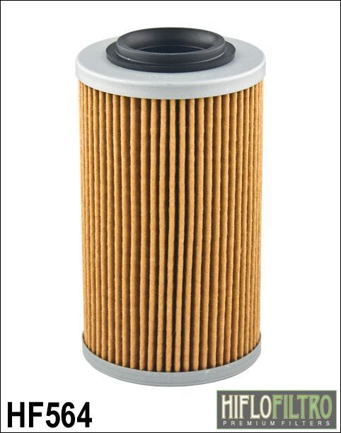 Olejový filtr HiFlo Aprilia 1000cc Aprilia Long Filter for use with Extended Filter Cover rok 04-10