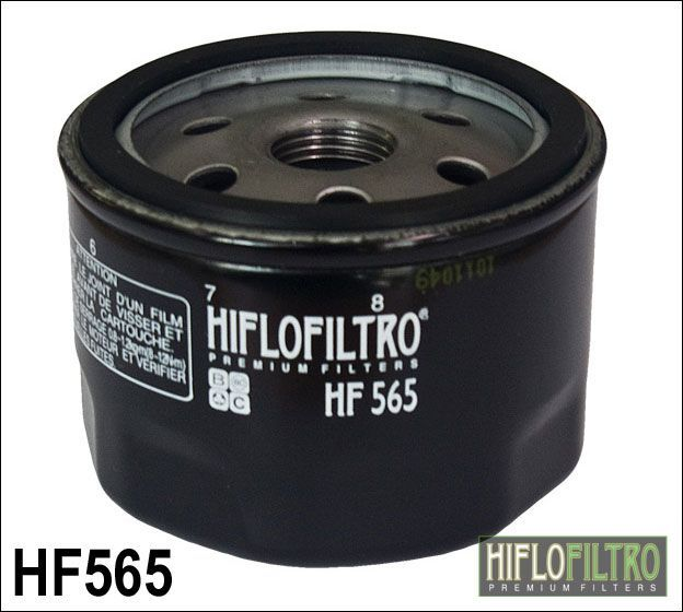 Olejový filtr HiFlo Aprilia 1200 Dorsoduro ABS rok 11-12 HF565