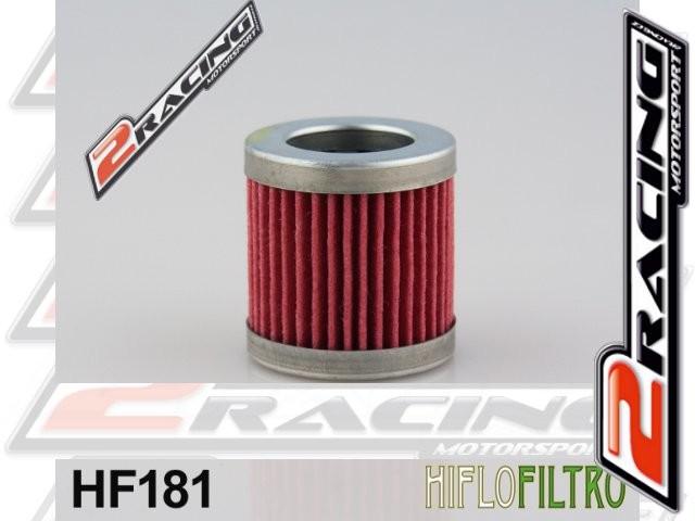 Olejový filtr HiFlo Aprilia 125 Habana Custom rok 99-02 HF181