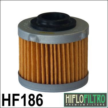 Olejový filtr HiFlo Aprilia 125 Scarabeo Light i.e. rok 09-12 HF186