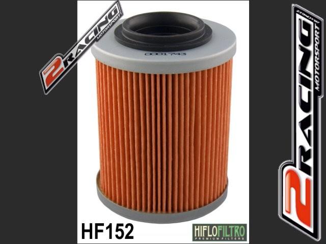 Olejový filtr HiFlo Can-Am 1000 SSV Commander 4x4 rok 11-13 HF152
