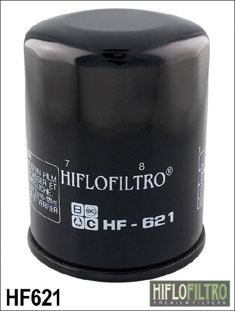 Olejový filtr HiFlo Arctic CatATV 1000 Thundercat H2 LE rok 10 HF621