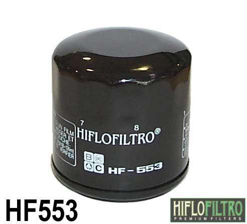 Olejový filtr HiFlo Benelli 899 Century Racer rok 11-12 HF553