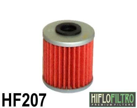 Olejový filtr HiFlo Betamotor 250 Rev 4T rok 07-08 HF207