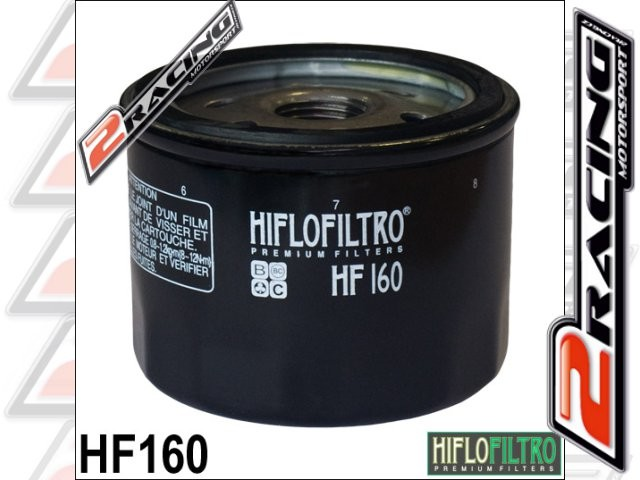 Olejový filtr HiFlo BMW 1000 HP4 rok 13 HF160