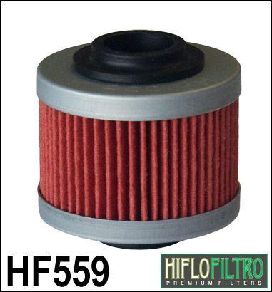 Olejový filtr HiFlo BombardierATV 200 Rally rok 03-07 HF559