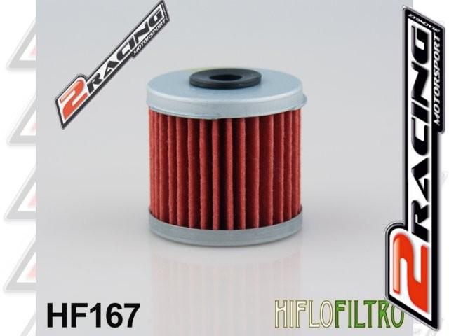 Olejový filtr HiFlo LML 125/150 Star 4T rok 09-11 HF167