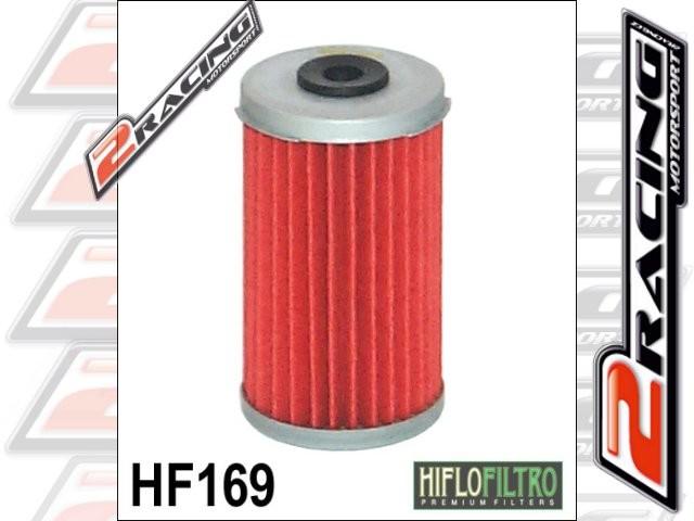 Olejový filtr HiFlo Daelim VJ125 Roadwin rok  HF169