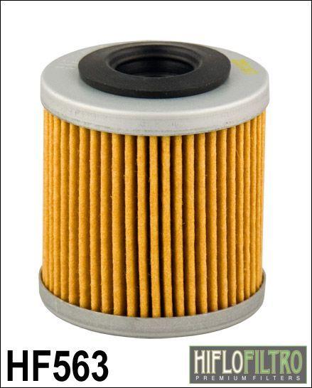 Olejový filtr HiFlo Derbi 125 Senda R DRD Racing 4T rok 09-12 HF563