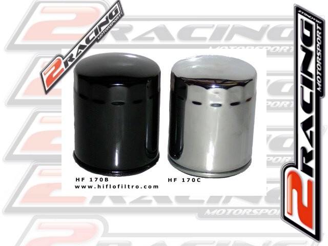 Olejový filtr HiFlo Harley Davidson FLHR Road King rok 96-98 HF170B