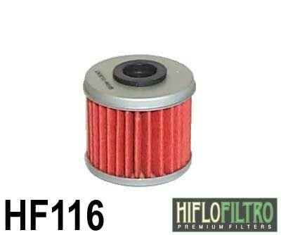 Olejový filtr HiFlo Husqvarna TC250 R rok 13 HF116