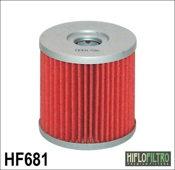 Olejový filtr HiFlo Hyosung GT650 R Sport Fi rok 07-08 HF681
