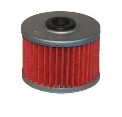 Olejový filtr HiFlo Kawasaki BN125 A1,A2,A3,A4,A5,A6,A7,A8, A6F,A7F,A8F,A9F Eliminator rok 98-09 HF1
