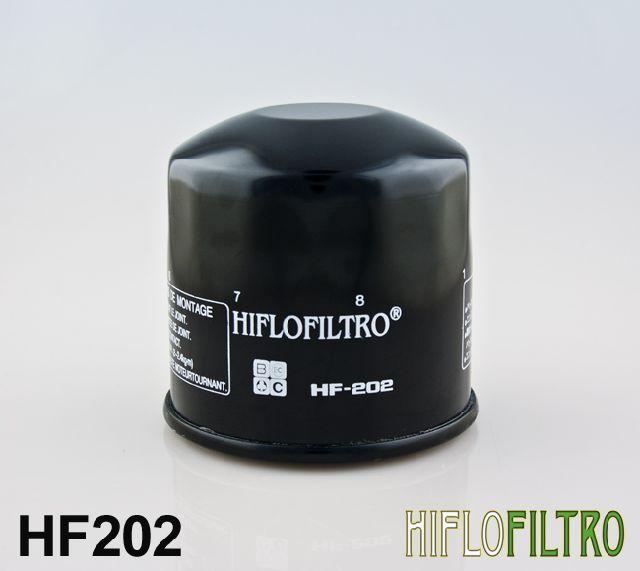 Olejový filtr HiFlo Kawasaki EN450 A1-A6 (454 LTD) rok 85-90 HF202