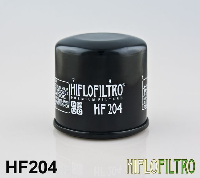 Olejový filtr HiFlo Kawasaki ER-6f A6F,B6F (EX650) rok 06 HF204