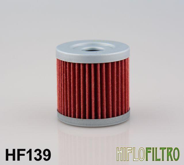 Olejový filtr HiFlo KawasakiATV KFX400 A1-A3,A6F (KSF400) rok 03-06 HF139