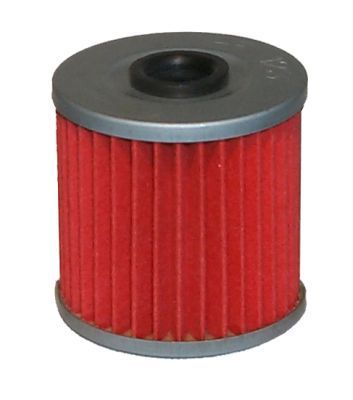 Olejový filtr HiFlo KawasakiATV KLT250 C1,C2,C3 Prairie rok 83-85 HF123