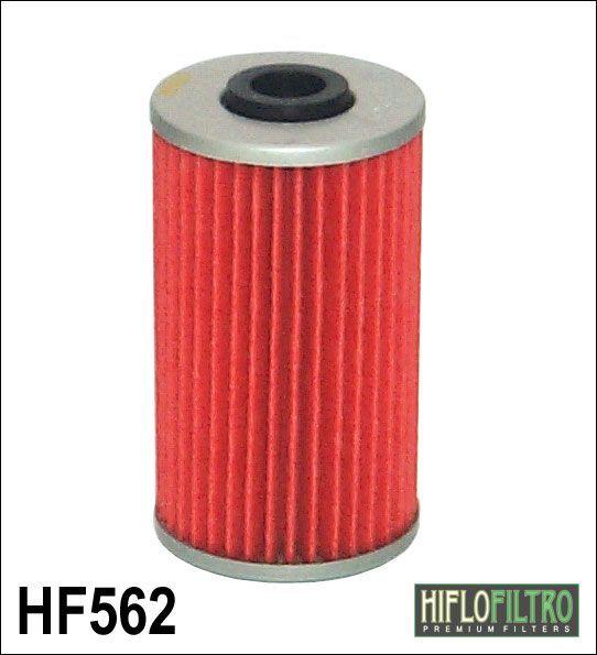 Olejový filtr HiFlo Kymco 125i G-Dink i.e. rok 12 HF562