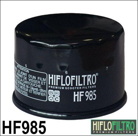 Olejový filtr HiFlo Kymco 500 Xciting RI rok 10-12 HF985