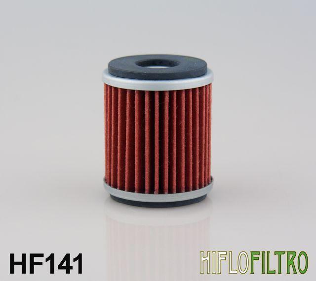 Olejový filtr HiFlo MBK 125 Citycruiser rok 07-11 HF141