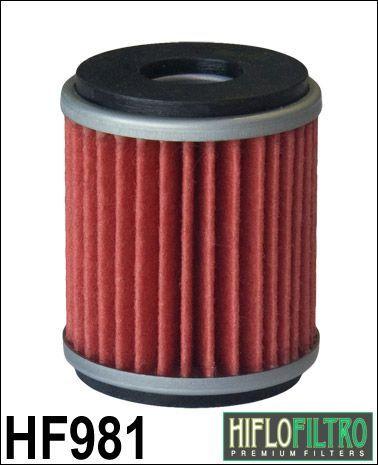 Olejový filtr HiFlo MBK 125 Citycruiser rok 07-11 HF981