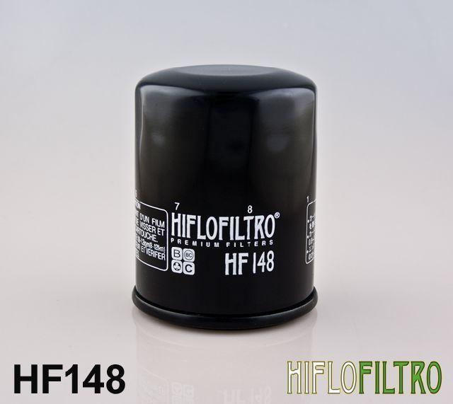 Olejový filtr HiFlo Mercury / Mariner lodní motor FourStroke 40 Carb (3 cyl)0P153500- rok HF148