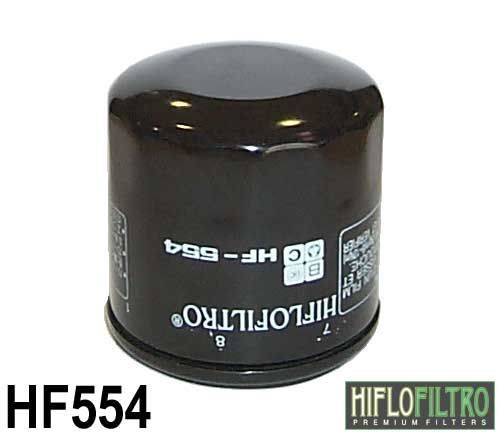 Olejový filtr HiFlo MV Agusta F4 S 1+1 rok 00-02 HF554