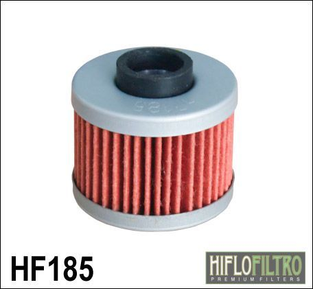 Olejový filtr HiFlo Peugeot 125 Satelis Compressor / Black Sat / White Sat rok 06-12 HF185