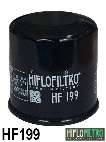 Olejový filtr HiFlo PolarisATV 400 Hawkeye HO 2x4 rok 12-13 HF199