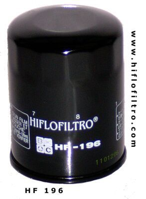 Olejový filtr HiFlo PolarisATV 600 Sportsman rok 03 HF196