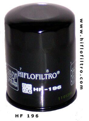 Olejový filtr HiFlo PolarisATV 700 Sportsman Twin rok 02-04 HF196