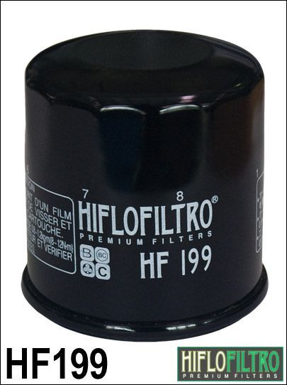 Olejový filtr HiFlo PolarisATV 850 Sportsman Touring EFI LE Super Graphite EPS rok 11 HF199