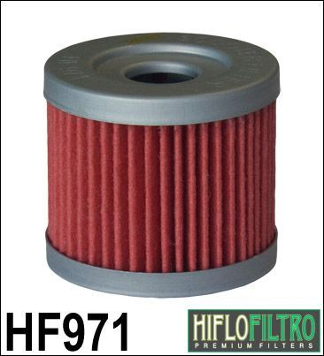 Olejový filtr HiFlo Suzuki AN400 Burgman (ABS) rok 11-12 HF971