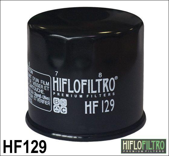 Olejový filtr HiFlo Suzuki lodní motor DF140  02-10 HF129