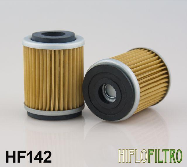 Olejový filtr HiFlo TM Racing 660 4T rok 08-09 HF142