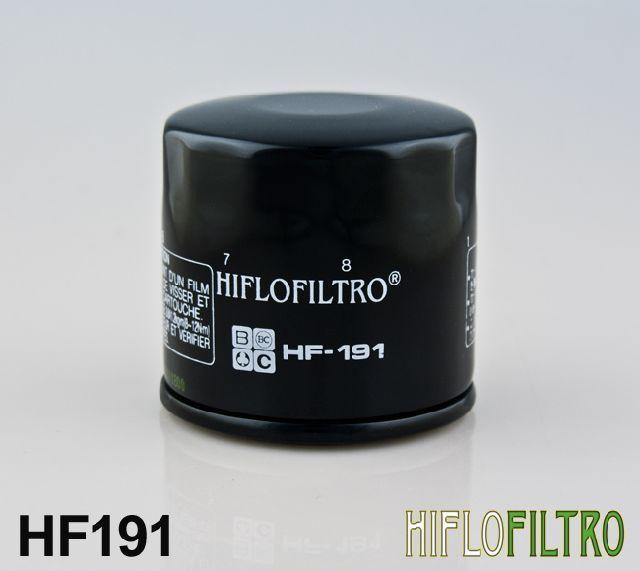 Olejový filtr HiFlo Triumph 600 Speed Four rok 03-04 HF191