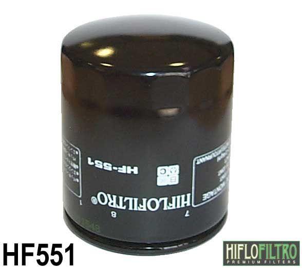 Olejový filtr HiFlo Yamaha lodní motor F300 V6 Offshore rok 11- HF551
